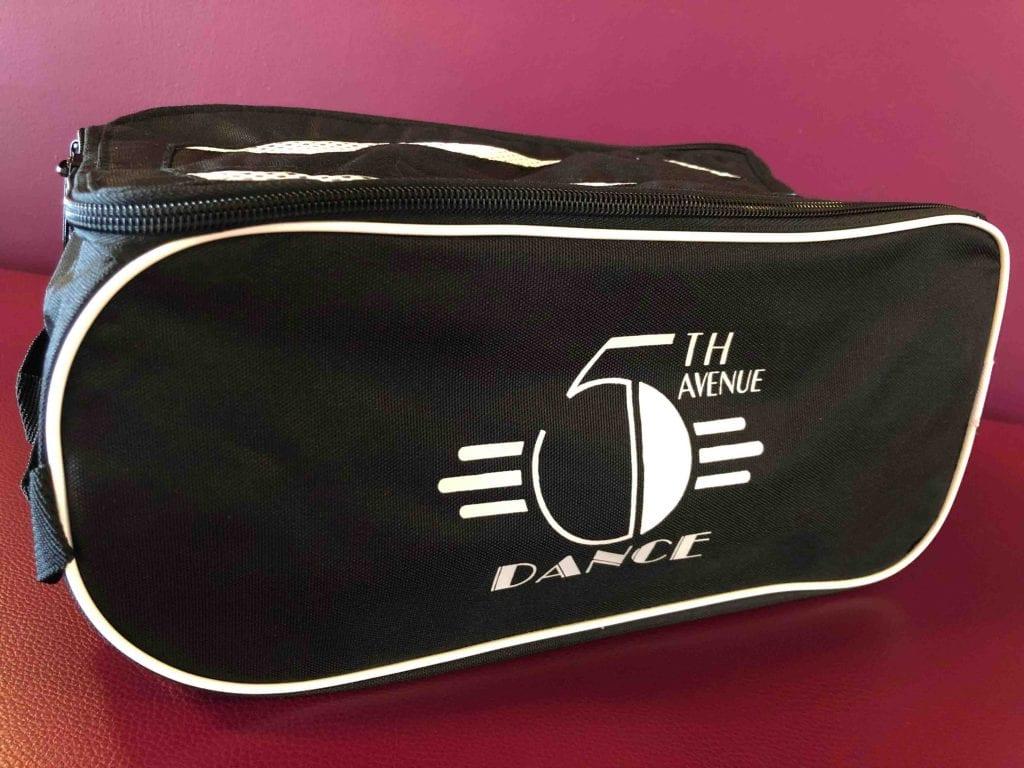 5th Avenue Dance Shoe Bag