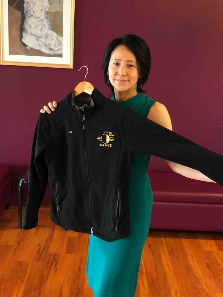 5th Avenue Dance Lady's Jacket
