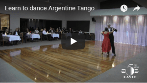 Learn to Argentine Tango