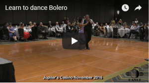 Learn to Dance Bolero