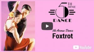 Learn to dance Foxtrot