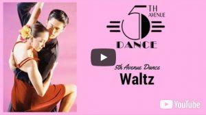 Learn to dance Waltz