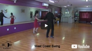 Learn to dance West Coast Swing
