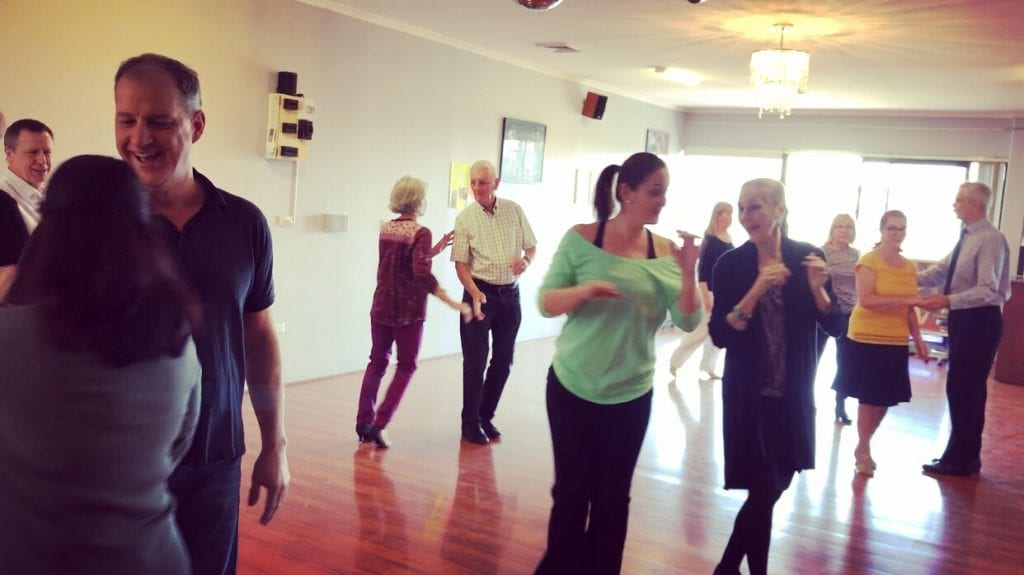 What Are Group Dance Lessons 1