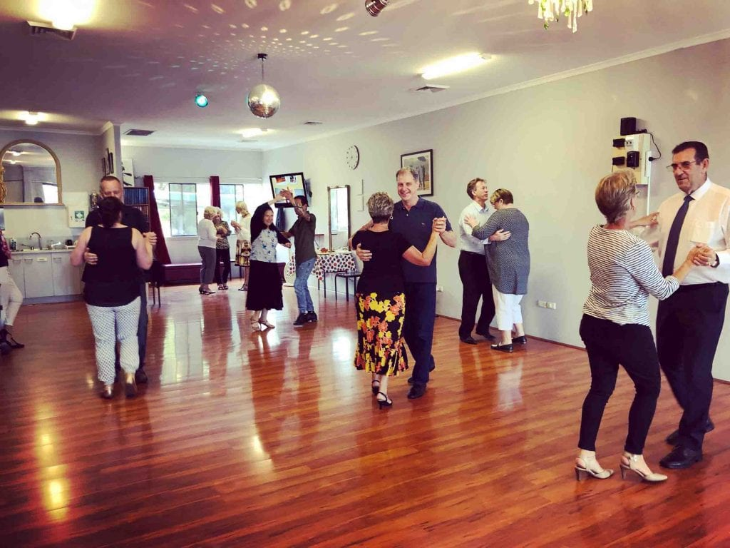 What Are Group Dance Lessons 2